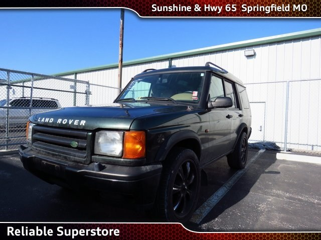 Photo 2000 Land Rover Discovery Series II SUV 4WD For Sale in Springfield Missouri