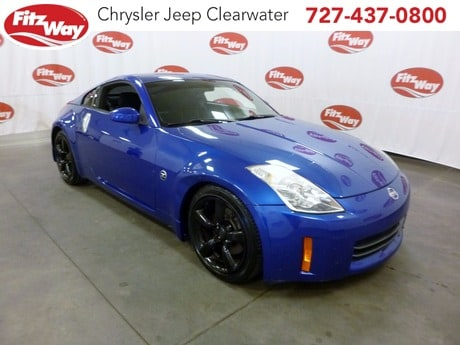 Photo Used 2006 Nissan 350Z for Sale in Clearwater near Tampa, FL