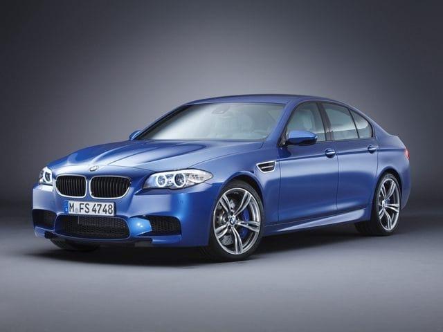 Photo Used 2013 BMW M5 Rear-wheel Drive in Arlington