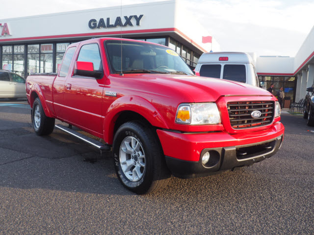 Photo Pre-Owned 2009 Ford Ranger 4x4 Sport 4dr SuperCab SB 4WD