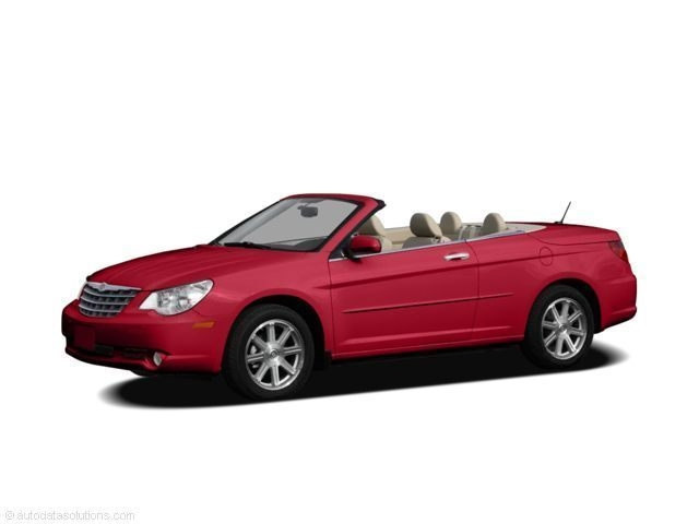 Photo 2008 Chrysler Sebring 2dr Conv Touring FWD Convertible FWD  near Orlando FL