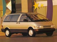 1993 Toyota Previa Deluxe Van RWD for Sale in Omaha