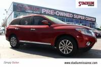 Certified Pre-Owned 2015 Nissan Pathfinder SL FWD 4D Sport Utility