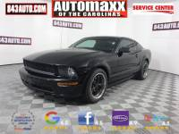 Used 2008 Ford Mustang GT Premium Bullitt for sale in Summerville SC