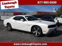 Pre-Owned 2014 Dodge Challenger R/T 100th Anniversary Appearance Gr RWD 2dr Car