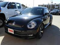 2013 Volkswagen Beetle 2.0 TSi Hatchback Front-wheel Drive For Sale Serving Dallas Area