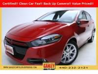 Used 2013 Dodge Dart SXT/Rallye Sedan For Sale in Bedford, OH
