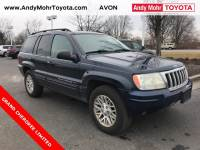 Pre-Owned 2004 Jeep Grand Cherokee Limited 4WD 4D Sport Utility