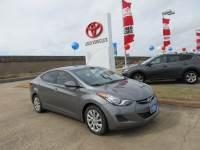 Used 2013 Hyundai Elantra GLS Sedan FWD For Sale in Houston