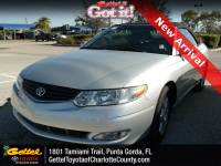 2002 Toyota Camry Solara Convertible Front-wheel Drive