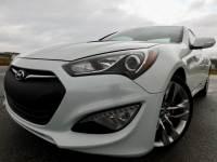 Certified 2015 Hyundai Genesis Coupe 3.8L Ultimate