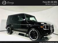 2008 Mercedes-Benz G-Class 5.5L AMG® | Brabus Wheels | Navi | Park Sensors | White Piping | 09 10 11 Four Wheel Drive SUV