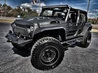 Used 2017 Jeep Wrangler Unlimited RHINO RUBICON LEATHER HARDTOP HEATED SEATS