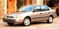 Used 1999 Chevrolet Prizm Lsi Sedan in Miami