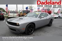 Certified Used 2016 Dodge Challenger SXT Coupe in Miami