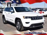 Certified Pre-Owned 2017 Jeep Grand Cherokee 4x2 Limited SUV in Greenville, SC