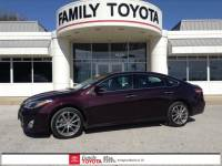 Used 2015 Toyota Avalon 4dr Sdn XLE