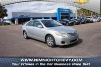 Pre-Owned 2011 Toyota Camry 4dr Sdn I4 Auto LE FWD 4dr Car