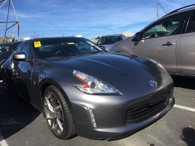 Photo Certified Used 2015 Nissan 370Z Sport Coupe for sale in Walnut Creek CA