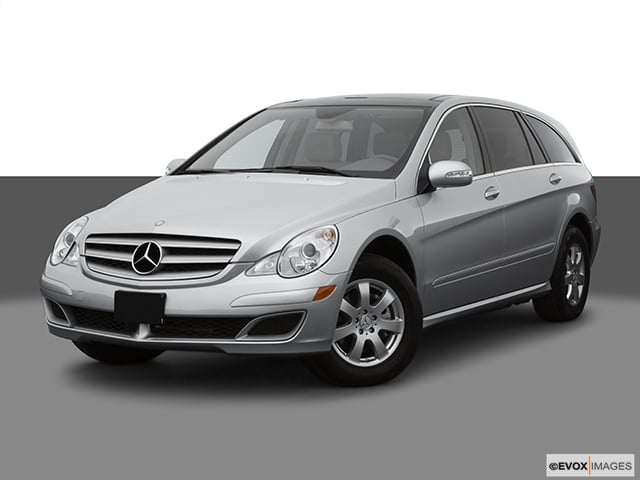Photo 2007 Mercedes-Benz R-Class 3.5L 4matic 4dr in Houston