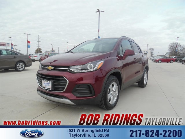 Photo 2017 Chevrolet Trax LT SUV in Taylorville, IL