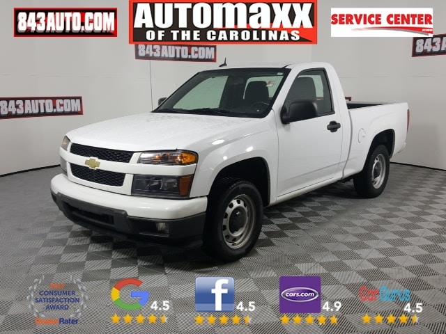 Photo Used 2012 Chevrolet Colorado Work Truck for sale in Summerville SC
