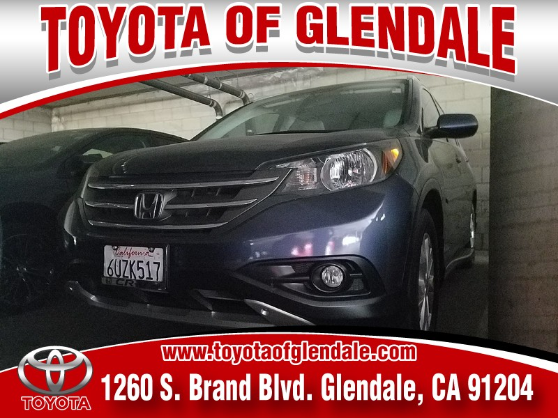 Photo Used 2012 Honda CR-V, Glendale, CA, , Toyota of Glendale Serving Los Angeles  JHLRM3H78CC005788