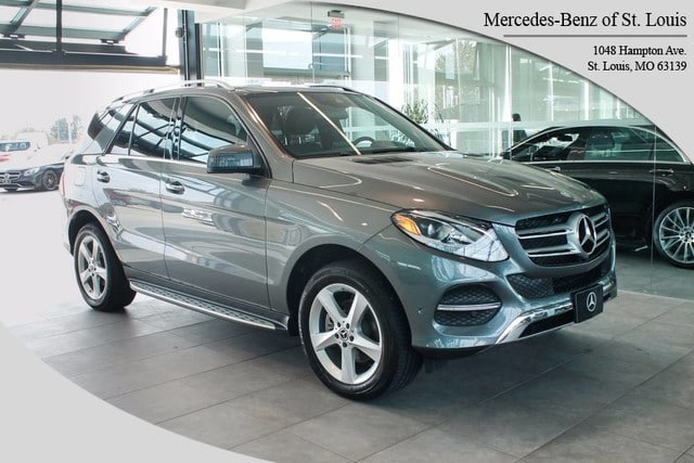 Photo Pre-Owned 2017 Mercedes-Benz GLE 350 4MATIC SUV For Sale St. Louis, MO