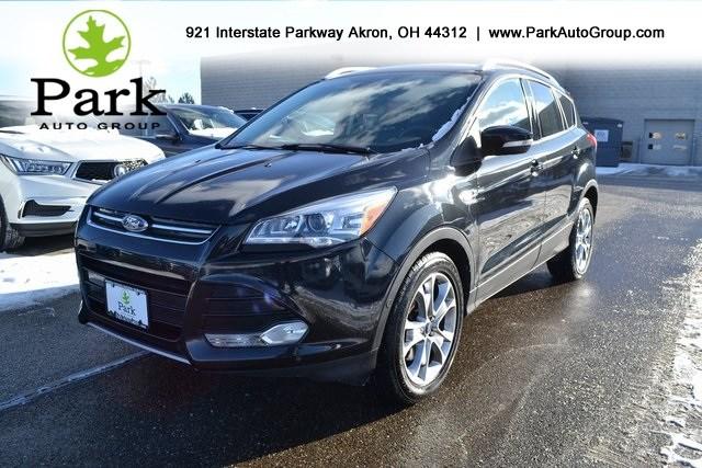 Photo 2015 Ford Escape Titanium in Akron, OH 44312