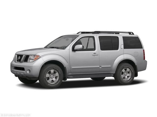 Photo Used 2005 Nissan Pathfinder For Sale Memphis, TN  Stock 186685A