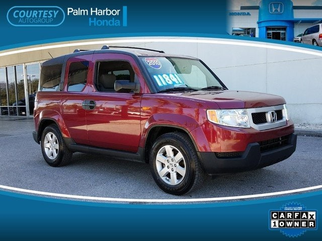 Photo Pre-Owned 2010 Honda Element EX SUV in Tampa FL