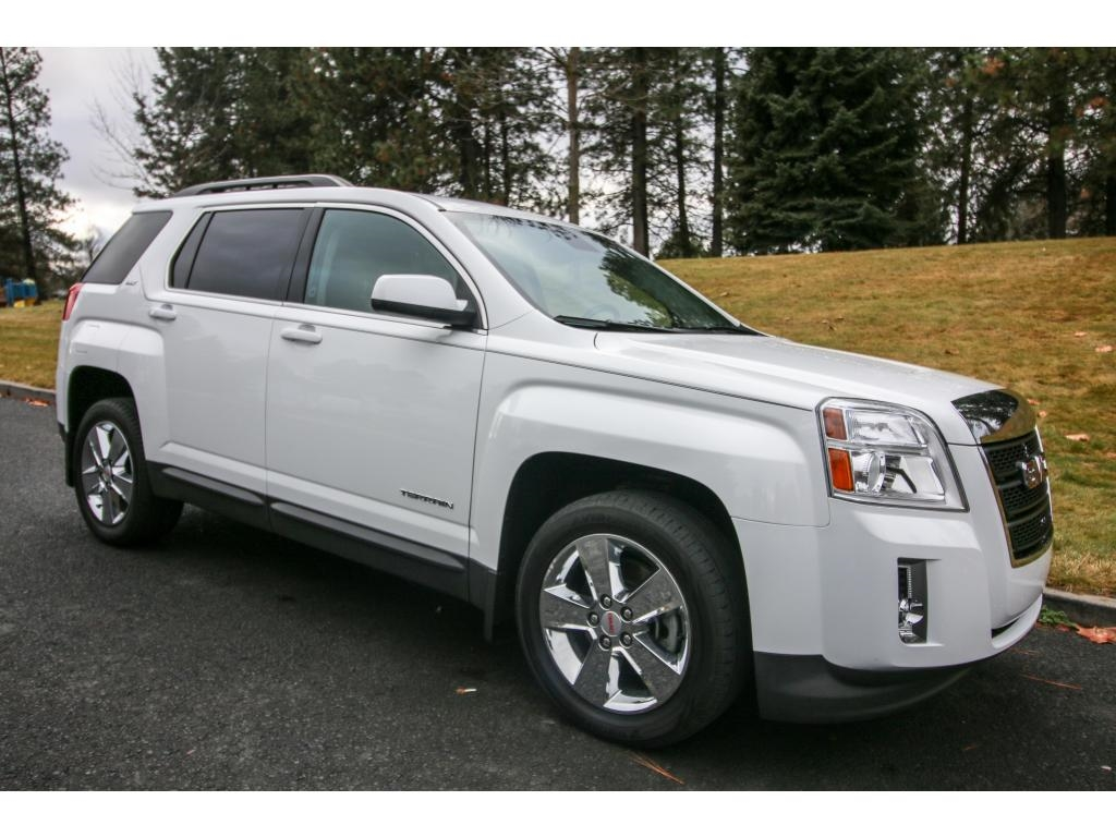 Photo 2013 GMC Terrain SLT All Wheel Drive SUV