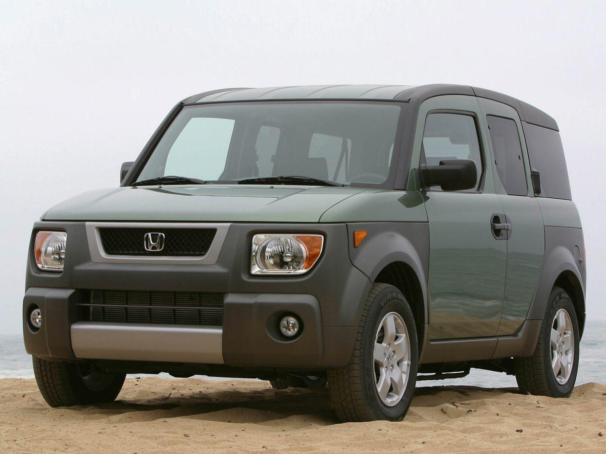 Photo Used 2005 Honda Element EX SUV I4 DOHC i-VTEC 16V in Miamisburg, OH