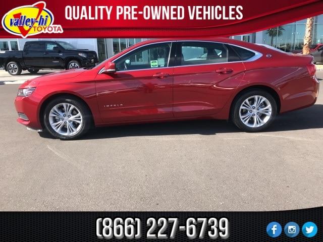 Photo 2015 Chevrolet Impala LT Sedan in Victorville, CA
