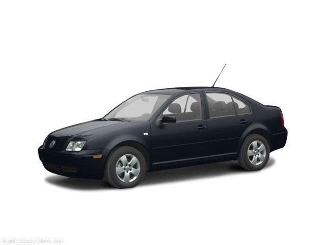 Photo Used 2003 Volkswagen Jetta GL near Chicago