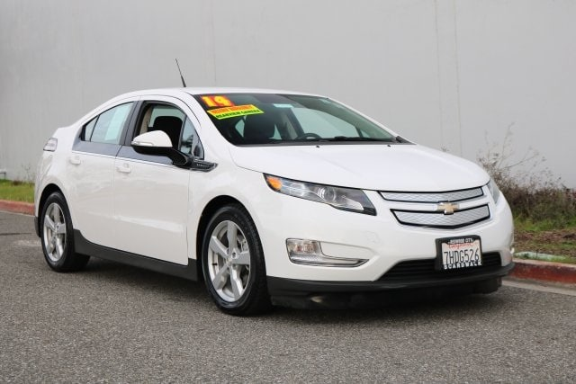 Photo Used 2014 Chevrolet Volt For Sale  Redwood City CA