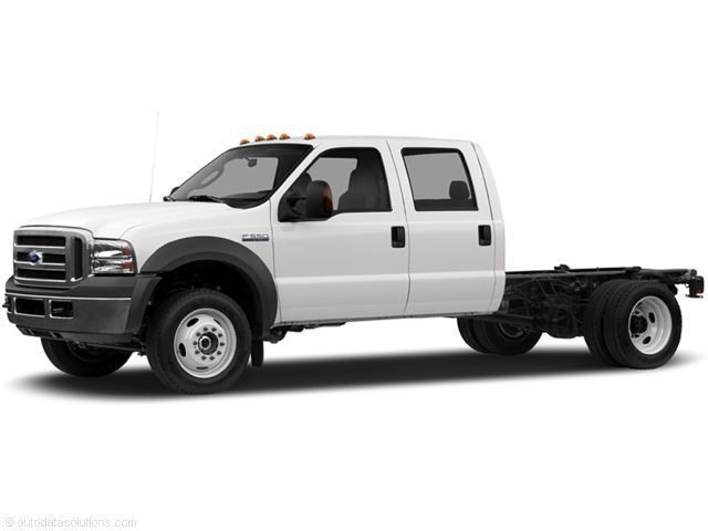 Photo Pre-Owned 2007 Ford F-450 Chassis Truck Crew Cab For Sale  Raleigh NC
