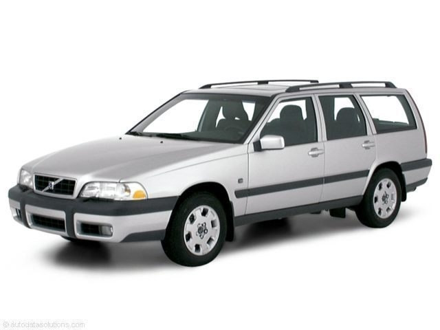 Photo Pre-Owned 2000 Volvo V70 Base Wagon For Sale  Raleigh NC