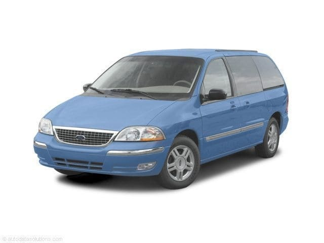 Photo Used 2003 Ford Windstar For Sale in Waco TX Serving Temple  VIN 2FMZA51443BA62695
