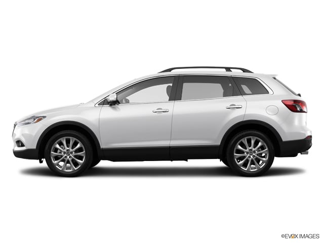 Photo Used 2014 Mazda CX-9 Grand Touring All-wheel Drive For Sale Bend, OR