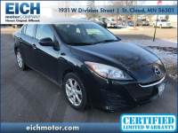 2010 Mazda3 i Touring Front-wheel Drive