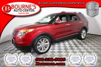 2013 Ford Explorer Limited w/ Leather,Sunroof,Heated/Cooled Front Seats, And Backup Camera.