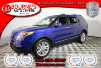 2013 Ford Explorer Limited w/ Navigation,Leather,Sunroof,Heated/Cooled Front Seats, And Backup Camera.