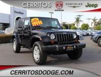 Used 2007 Jeep Wrangler Unlimited Sahara for Sale in Cerritos