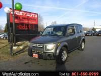 2007 Honda Element EX 4WD AT