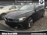 2018 BMW 4 Series 430i * CPO Warranty * M Sport * Navigation * Back- Convertible Rear-wheel Drive
