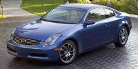 2005 InfinitiG35 Coupe 2dr Cpe Manual
