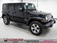 Used 2016 Jeep Wrangler JK Unlimited Sahara 4x4 For Sale Oklahoma City OK