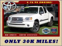 2006 Toyota Tundra SR5 Access Cab RWD - ONLY 30K MILES - 1 OWNER!