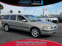 Pre-Owned 2004 Volvo V70 Wagon in Jacksonville FL